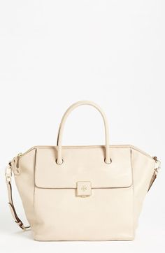 Tory Burch 'Clara - Large' Leather Satchel | Nordstrom