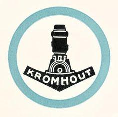 Buses, Trucks, (Ship) Engines KROMHOUT The Netherlands – Myn Transport Blog Huge Truck, Car Logos, S Car, Old Trucks, Buses, Netherlands, Transportation, Engineering, Hood Ornaments
