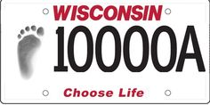 Wisconsin officials give go-ahead for first anti-abortion plates
