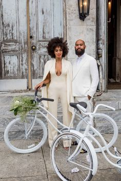 Solange Knowles and Alan Ferguson. Photo: Josh Brasted/Getty Images