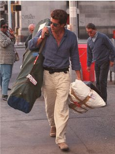 John F. Kennedy Jr. was the epitome of style...