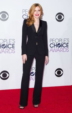 bella-thorne-black-suit-peoples-choice-awards-2015
