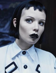 crystal castles' leading lady alice glass is embracing her own darkness | read | i-D