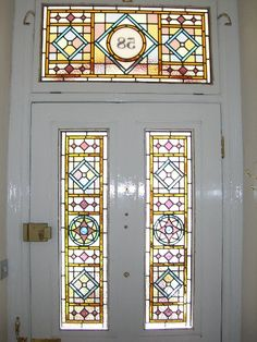 Victorian Stained Glass from our website www.corianderstainedglass.co.uk