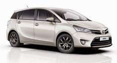 Toyota Verso 2016 a precios desde £17.770 en el Reino Unido » Los Mejores Autos