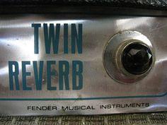 Fender Twin Reverb Silverface