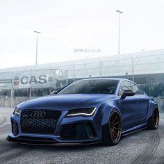 #Audi RS7