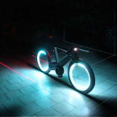 Cyclotron: de fiets van de toekomst