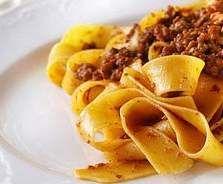 Receita Tagliatelli Bolonhesa por ana.regadas - Categoria da receita Pratos principais Carne