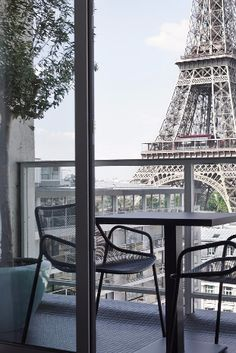 Superior Rooms overlook the Eiffel Tower. Hotel Pullman Paris Eiffel Tower (Paris, France) - Jetsetter