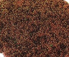 Teeny Tiny Seed Beads Size 18 / SeedBeads by RoughMagicalSupplies