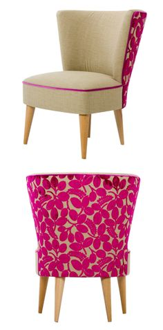 Hey good looking. Our Norma chair has curves in all the right places.