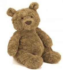 Jellycat BARH2BR Bartholomew Bear Huge