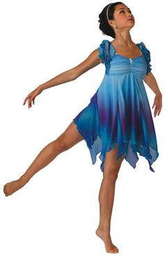 Modern Dance Costume, Dance Costumes Kids, Contemporary Dance Costumes, Dance Costumes Lyrical, Costumes For Women, Ballet Wear, Ballet Tutu, Dance Recital, Dance Comp