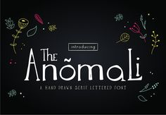 The Anomali by Miibeedrawing on @creativemarket