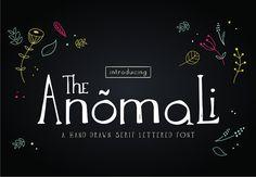 The Anomali by Miibeedrawing on @creativemarket