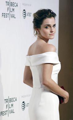 Miss Watson Emma The Circle Premiere On April 27