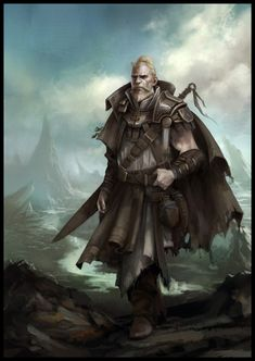 Les incroyables illustrations de fantasy de Daarken