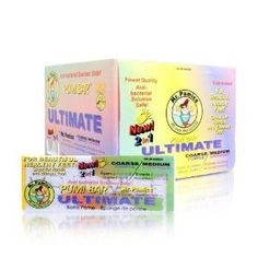 Mr. Pumice Two Sided Ultimate Pumice Bar