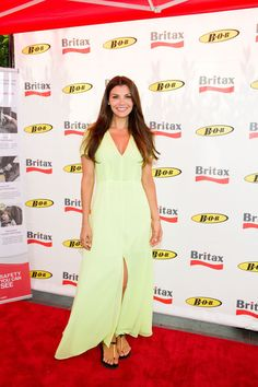 #Charity @Britax - Ali Landry hosts  #celebrity party for National #Child Passenger #Safety Week @looktothestars