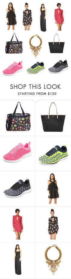 """""""Out door Style"""" by donna-wang1 ❤ liked on Polyvore featuring LeSportsac, Kate Spade, Athletic Propulsion Labs, Cynthia Rowley, Flynn Skye, Flannel, Elizabeth Cole and vintage"""