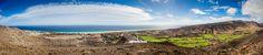 Popular on 500px : Morro Jable Fuerteventura (panorama) by pinolino
