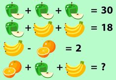 Math Logic Puzzles, Mind Puzzles, Math Problem Solving, Math Challenge, Picture Puzzles, Cool Lyrics, Math Problems, Mind Games, 1st Grade Math
