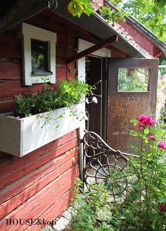 designhouseliving HOUSEkoti TantBrun kaffestuga Elsa Beskovin tyyliin