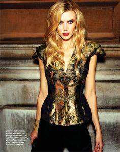 Beautiful Jayne Moore for  Style Magazine London