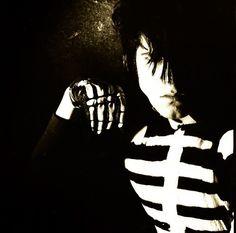 "wolfsblood1313: ""Glenn Danzig Self Portrait Never before seen """