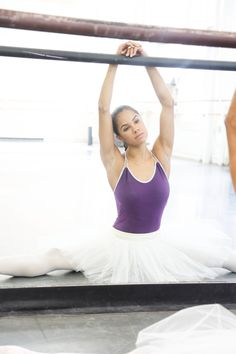 Misty Copeland: On Clean Eating And The Eyebrow Pencil She Can't Live Without — The New Potato