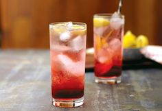 Sloe Gin Fizz Recipe | Discover, a blog by World Market  This used to be one of my favorite drinks!