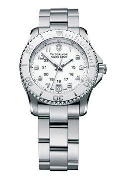 Women's Victorinox Swiss Army 'Maverick GS' Bracelet Watch, 34mm