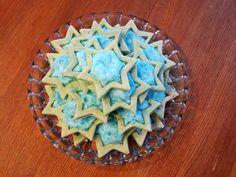 Elsan Pumpulitähti-piparit Elsa's Cottonstar-cookies