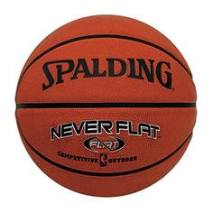 awesome Spalding Spalding Never Flat Outdoor Basketball  About Spalding Founded by Boston Red Stockings pitcher A.G. Spalding and his brother, J. Walter Spalding, in 1876, the company (or its successors) bee... http://imazon.appmyxer.com/sporting-goods/spalding-spalding-never-flat-outdoor-basketball/