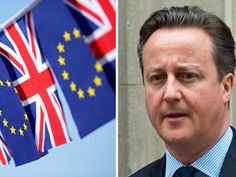 THE EUROPEAN Union blocked efforts by the UK Government to protect British steel, David Cameron has admitted.