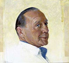 Portrait of Jack Benny, the Classic Norman Rockwell Saturday Evening Post Favorite from March 1963 Norman Rockwell Art, Norman Rockwell Paintings, The Saturdays, Jack Benny, Pics Art, Great Artists, Famous Artists, Artist Art, American Artists