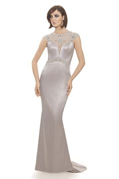 Eleni Elias Collection Official Web Site - Mother of the Bride Collection - Style M119