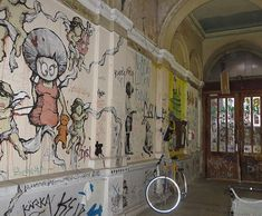 Alternative living in Prenzlauer Berg -  Berlin