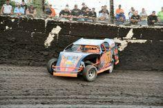 Midget Racing In Lemoore California 56