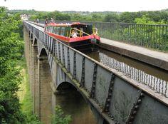 An an aqueduct