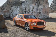2015 Bentley Mulsanne Speed First Test Gallery via MOTOR TREND News iPhone App