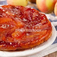 File # 10147018 Tarte Tatin with apples  © Shebeko / Pocketstock.com