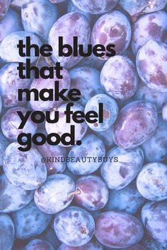Get the right kind of blues with a handful of delicious blueberries, full of Vitamin C and antioxidants! Kind Of Blue, Veganism, Vitamin C, Blueberries, Feel Good, Blues, How Are You Feeling, Make It Yourself, Fruit