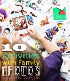 10 Activities with Family Photos