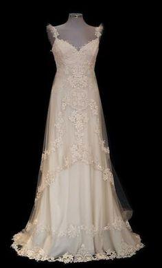 Sample Pronovias Wedding Dress B Hillary , Size 8 , B Hillary, dress site I emailed you.