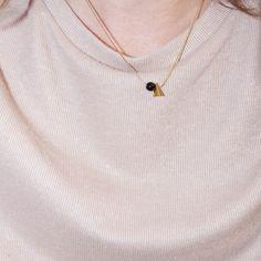 CACTO - Tiny Cone Necklace