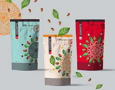 """Check out new work on my @Behance portfolio: """"Design of packaging for coffee"""" http://be.net/gallery/62018067/Design-of-packaging-for-coffee"""