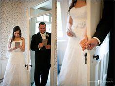 Wedding Wednesday | Barn at Fallingwater | Jessica Fike Photography