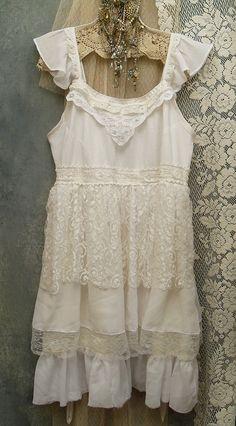 custom dress redo #3 by Resurrection Rags, via Flickr